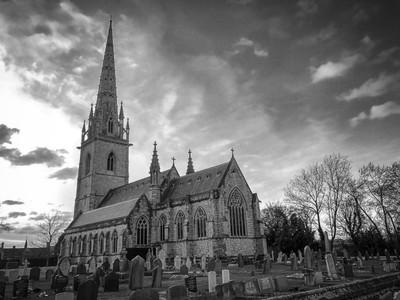 Marble Church, Bodelwyydan