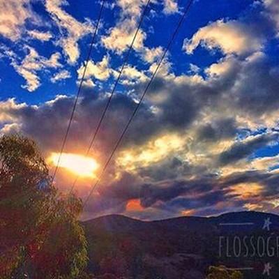 When bushfire smoke meets a sunset #sunset #smokehaze #smokey #smoky #amazing #amazingsunset #clouds #cloudsofinstagram #cloudporn #tasmaniagram #hobartandbeyond #instatassie #tassiepics #tassie #hobart #southerntasmania  #australiagram #focusaustralia #i