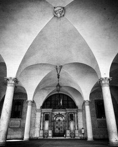 Colonnade in Brescia