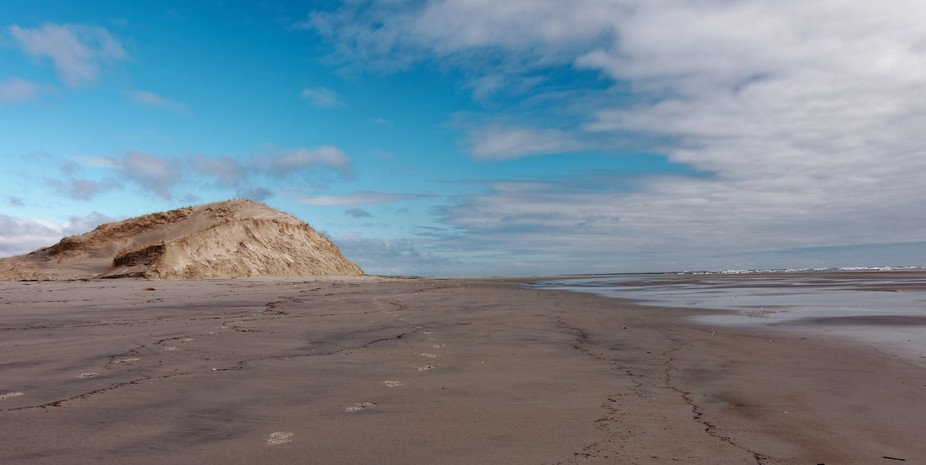 Walking the Beach - Ipswich MA
