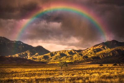 Alamosa Rainbow
