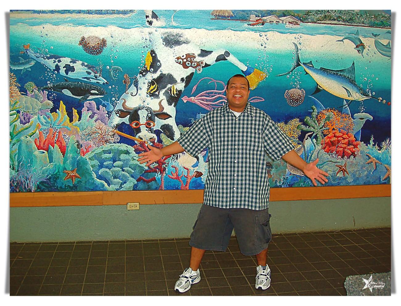 Hawaiian Mural 2