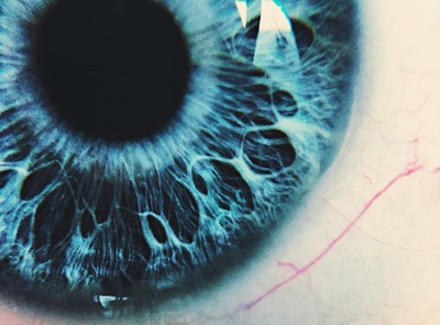 an ocean in your eyes
