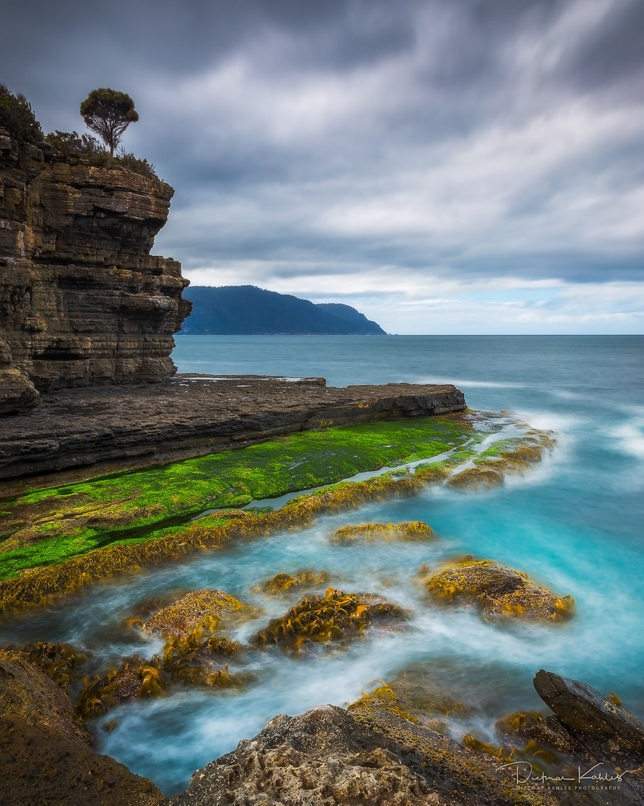 Fossil Bay, Tasman Peninsula, Tasmania by lake_of_tranquility - The Ocean Photo Contest
