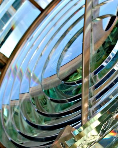 Split Rock Lighthouse Lens