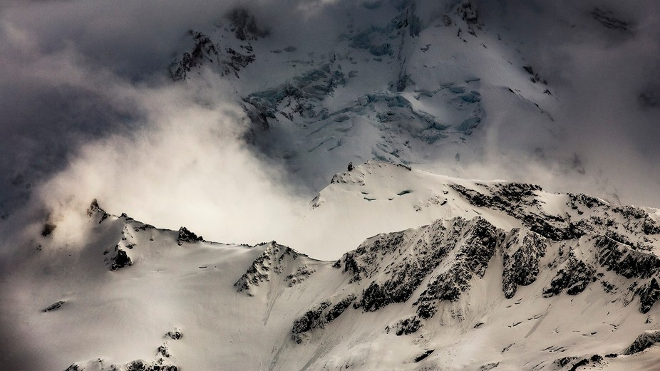This is an image I took while on a hike in the North Cascades. After a couple hours of hiking my ...