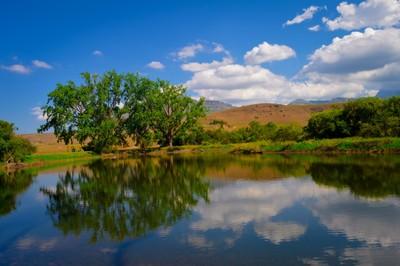 Beautiful Drakensberg - Landscape