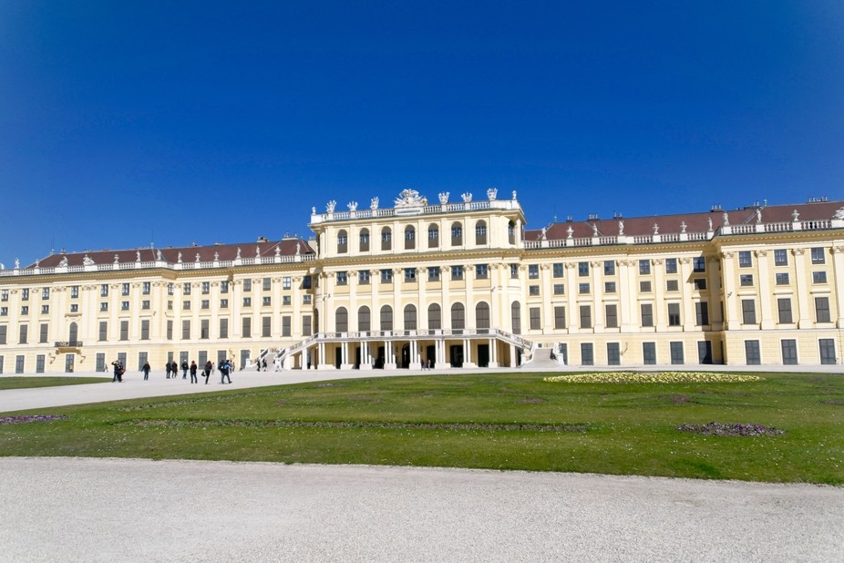 Schoenbrunn Castle 2017 - II