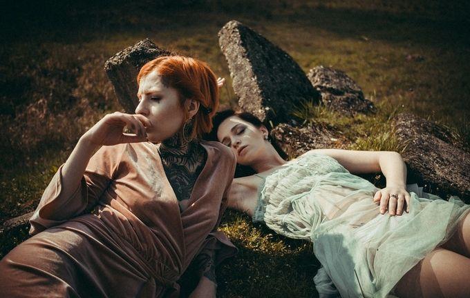 Julia Jott by MartinSlottaPhotographie - Sitting In Nature Photo Contest