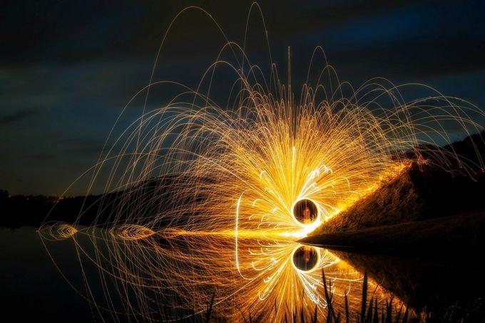 Supernova steelwool. by nikolaytrebukhin - My Best Shot Photo Contest Vol 2