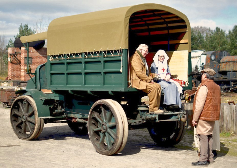 WW1 Truck 1