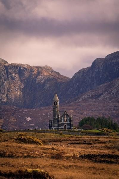 Dunlewey church, Donegal