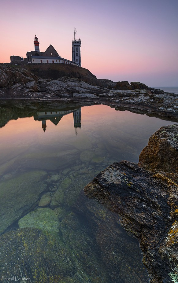 Reflections at Saint-Mathieu by Traezh - Architecture And Reflections Photo Contest