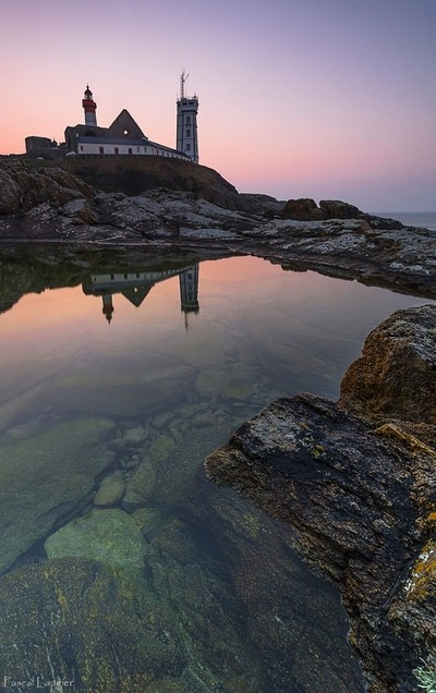 Reflections at Saint-Mathieu