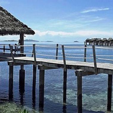 "Likuliku Lagoon Resort, (1) - Malolo Island - The ""Fiji "" collection 2017"