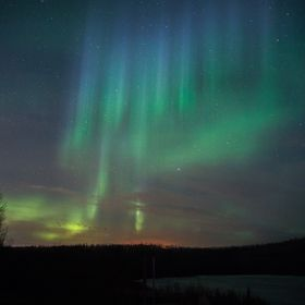 Auora Borealis in Northern Alberta. One of the advantages to living in Northern Alberta os getting to see the Auora Borealis or otherwise known a...