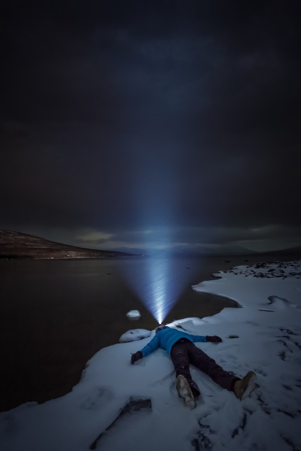 Kiruna by rexjones - Experimental Light Photo Contest
