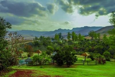Beautiful Drakensberg - Landscape 2