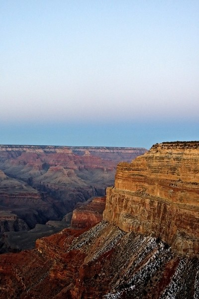 Edge Of The Canyon