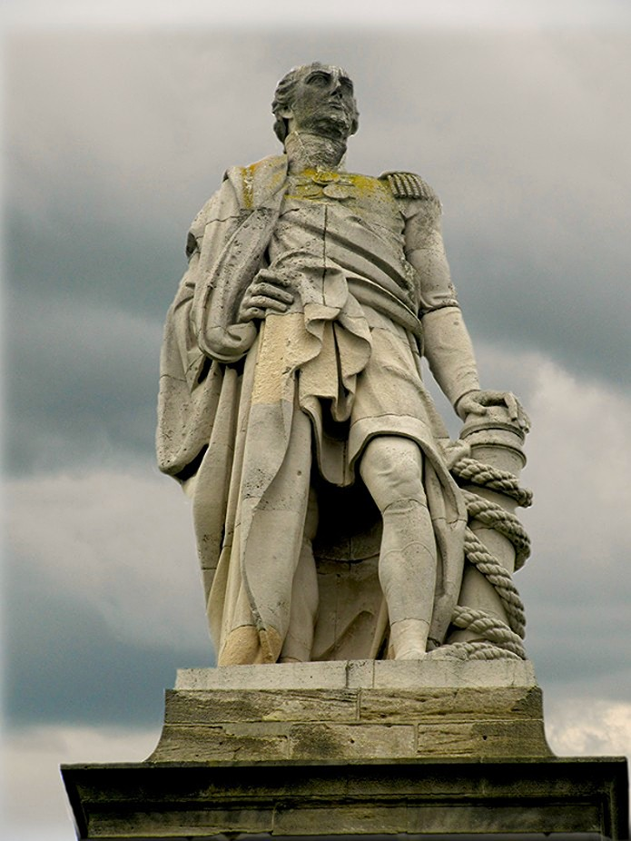 Admiral Collingwood true victor of Trafalgar