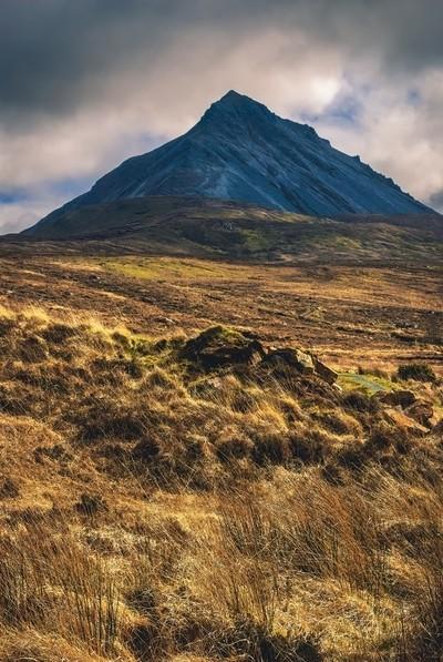 Mount Errigal (2), Co Donegal, Ireland