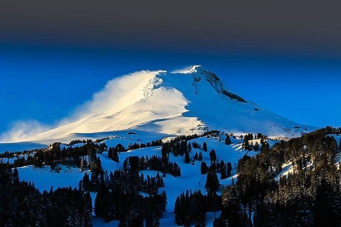 snow on Mt. Hood (1 of 1)
