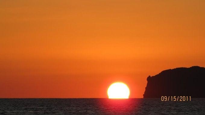San Carlos sunset 9-2011