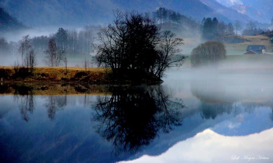 Stordals Lake Norway