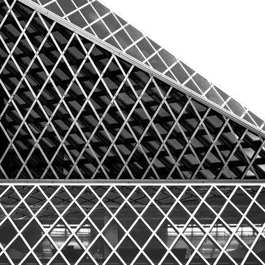 Rem Koolhaas Library, Seattle