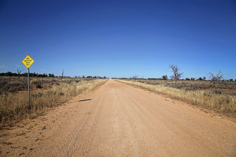 Outback Roads