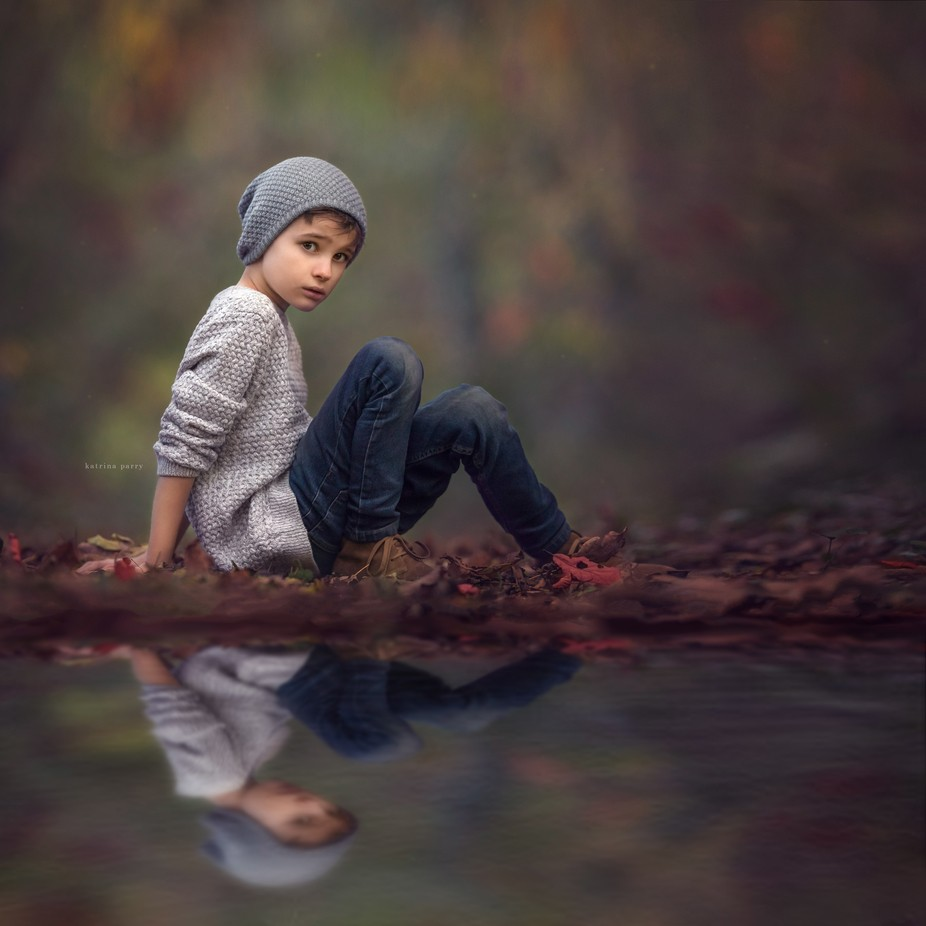 At the Water's Edge  by wonderandwhimsy - A Hipster World Photo Contest