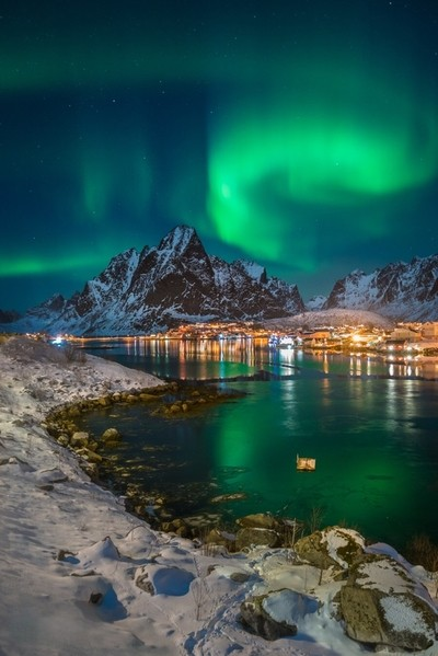 Lady Aurora, Reine, Lofoten, Norway