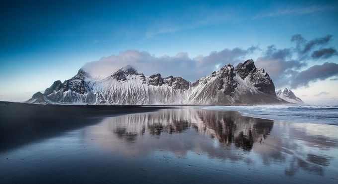 Vestrahorn Reflection by MattMcGee - Iceland The Beautiful Photo Contest