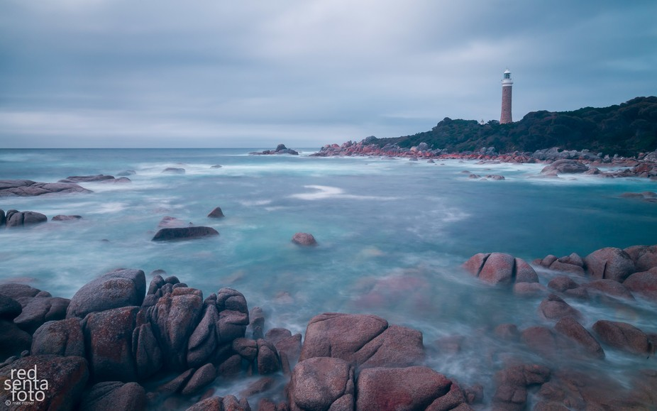 Alright, alright, yes it is another lighthouse shot but this is a HDR image i.e. I combined three...