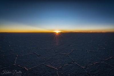 Uyuni Sunrise