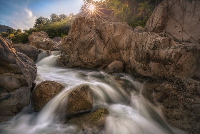 Water Flow. by Alfredo_Jose - Flares 101 Photo Contest