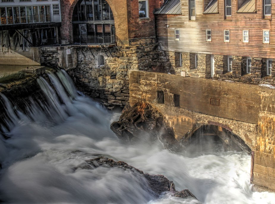 Water Fall City