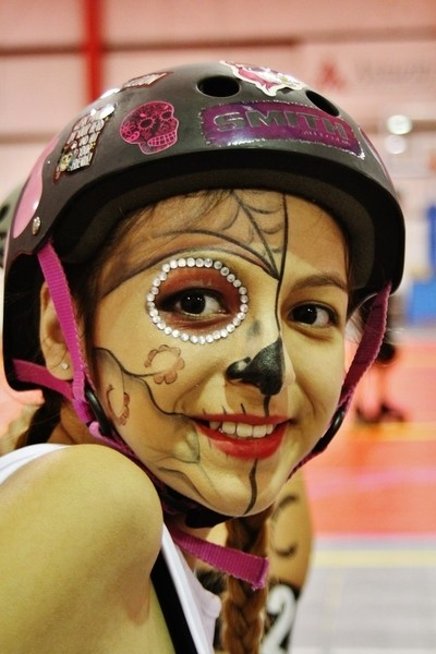 Sugar Skull #14 No Coast Derby Girls JR's