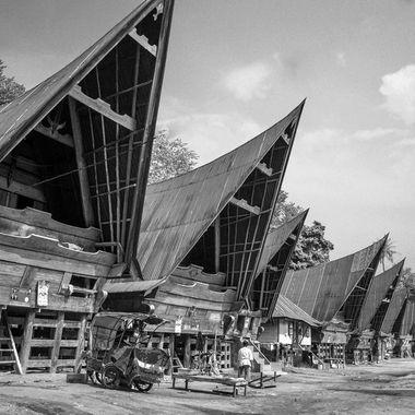 Architectur in Black and White