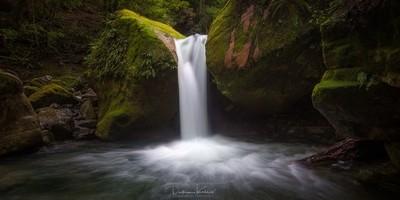 Lower Chasm Falls, Tasmania