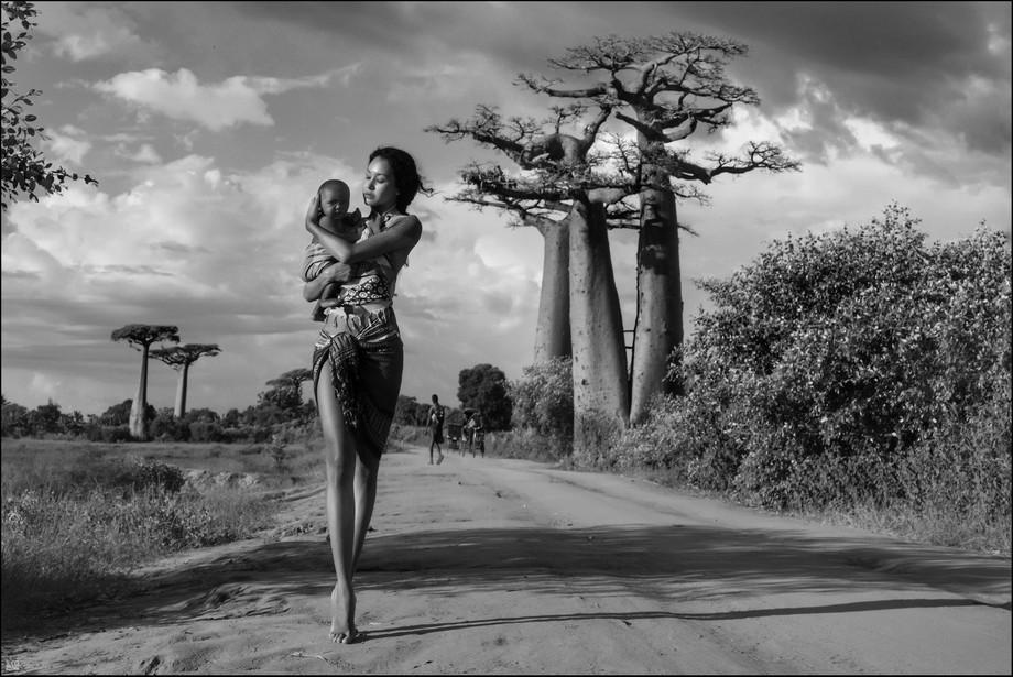 Shooting with Zarina Madagascar
