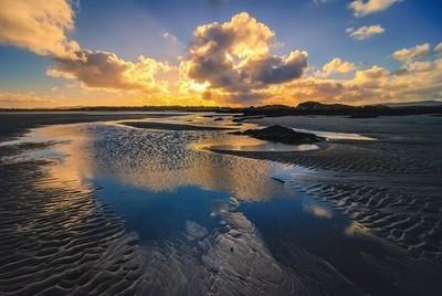 Low tide, Keadue, Donegal