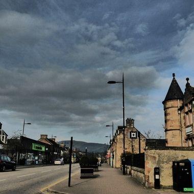 A Highland High Street