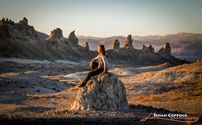 Trona Teal by Scopppock - Sitting In Nature Photo Contest