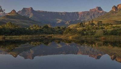 Reflection in South Africa