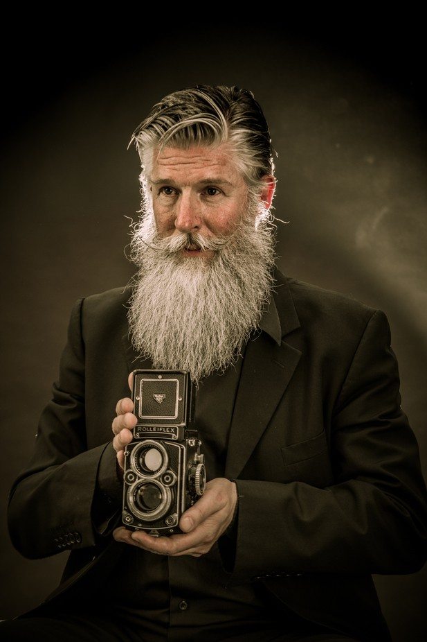 The Photographer by -n-e-a-l - A Hipster World Photo Contest