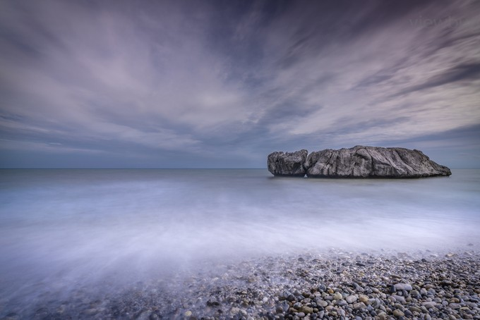 Mediterranean Seascape by Giimages - Zen Photo Contest