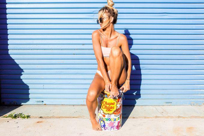 Jess X Chupa Chups by alecmcjannett - A Hipster World Photo Contest