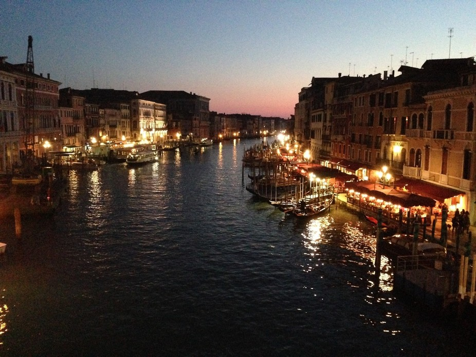 Must see in Venice by night or afternoon