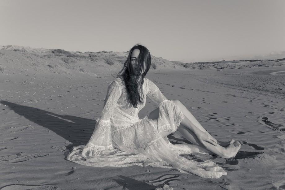 Photographer: Louis Loizides Mitsu,  Model: Cecilia Ioannou,  Wardrobe: MITSU | MITSU